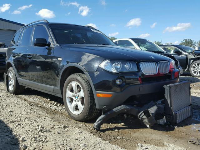 2007 BMW X3 3.0L