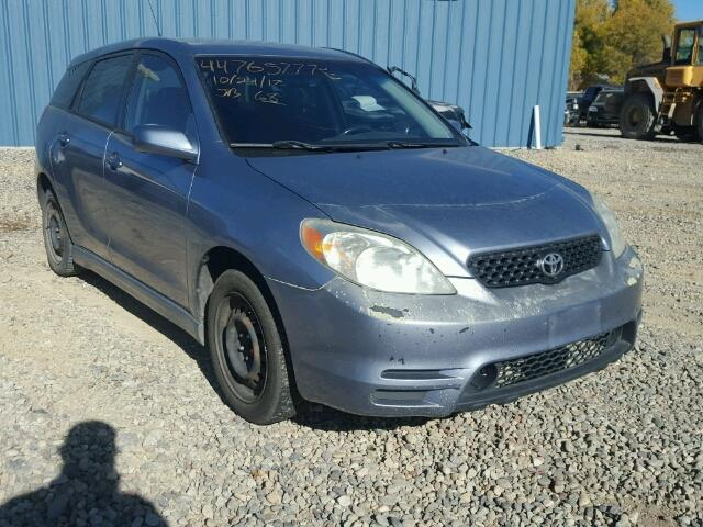 2003 TOYOTA MATRIX 1.8L