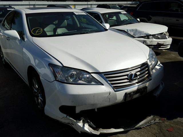 2011 LEXUS ES 350 3.5L