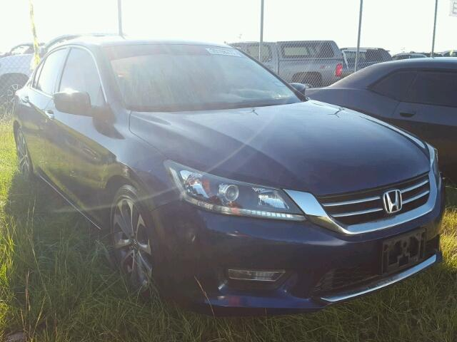 2013 honda accord sport for sale tx houston wed jan 03 2018 salvage cars copart usa. Black Bedroom Furniture Sets. Home Design Ideas