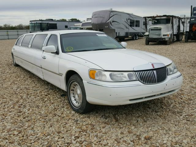 1999 lincoln town car executive for sale tx dallas salvage cars copart usa. Black Bedroom Furniture Sets. Home Design Ideas