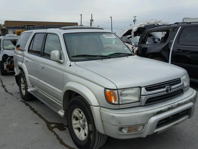 2002 TOYOTA 4RUNNER 3.4L