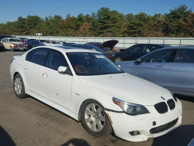 Auto Auction Ended On VIN WBANBCN BMW In NY - 545 bmw