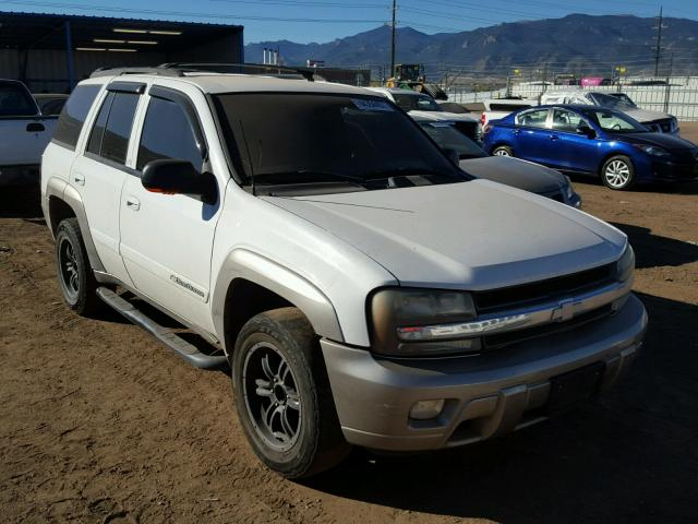 2002 CHEVROLET TRAILBLAZE 4.2L
