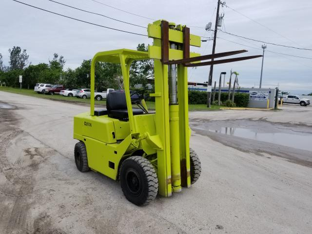 Auto Auction Ended on VIN: C500HY50 1997 Clark Forklift
