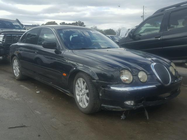 2001 JAGUAR S-TYPE 3.0L