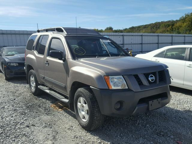 2005 nissan xterra off road for sale ar fayetteville. Black Bedroom Furniture Sets. Home Design Ideas