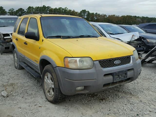 2002 FORD ESCAPE 3.0L