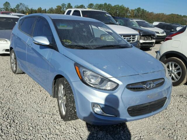 2013 hyundai accent gls for sale tx houston salvage cars copart usa. Black Bedroom Furniture Sets. Home Design Ideas