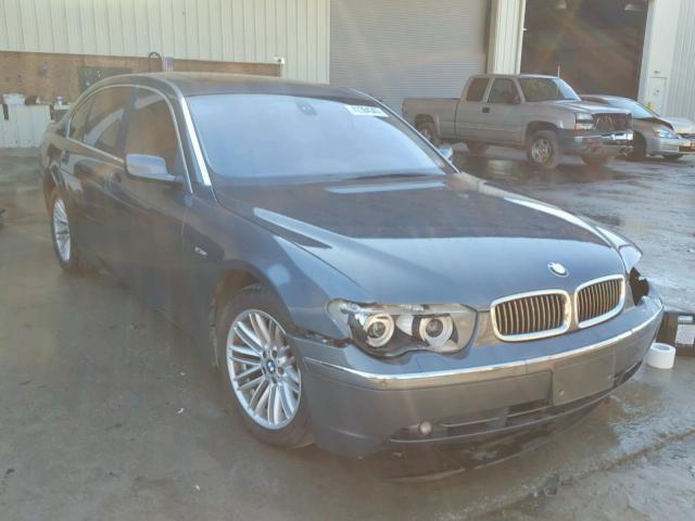 2004 BMW 745 44L