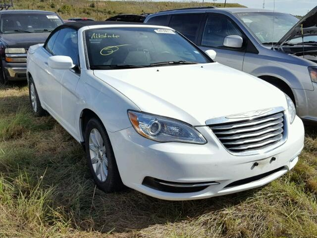2013 CHRYSLER 200 2.4L