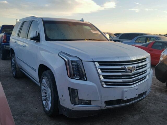 Salvage 2016 Cadillac ESCALADE for sale