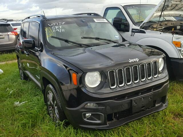 2015 JEEP RENEGADE 2.4L