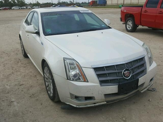 Auto Auction Ended On Vin 1g6ds5ev5a0110172 2010 Cadillac Cts In Tx
