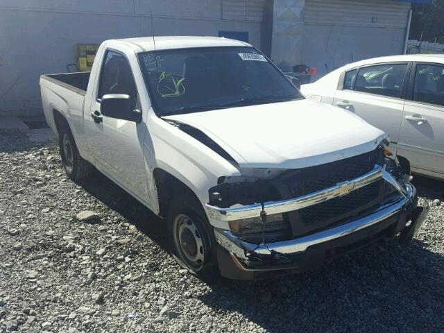 2006 CHEVROLET COLORADO 2.8L