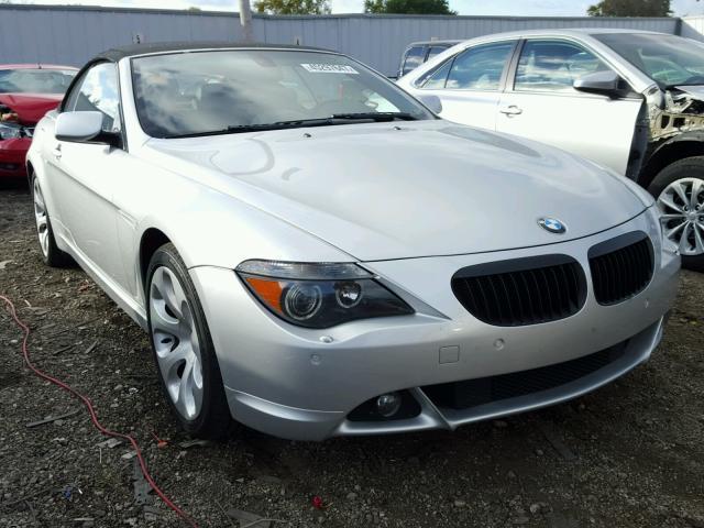 2005 BMW 645 4.4L