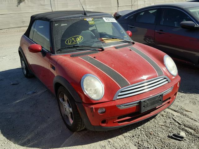 2005 MINI COOPER 1.6L