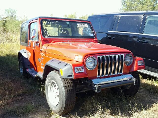 1997 jeep wrangler for sale at copart houston tx lot. Black Bedroom Furniture Sets. Home Design Ideas