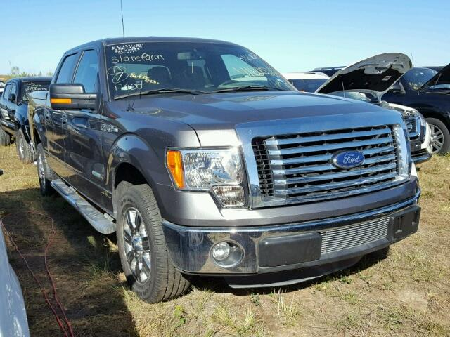 Auto Auction Ended On Vin 1ftfw1ct8cke33661 2012 Ford