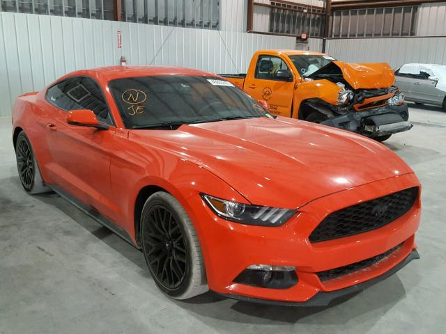 2015 FORD MUSTANG 2.3L