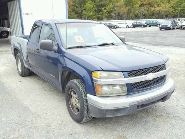 2004 CHEVROLET COLORADO 3.5L