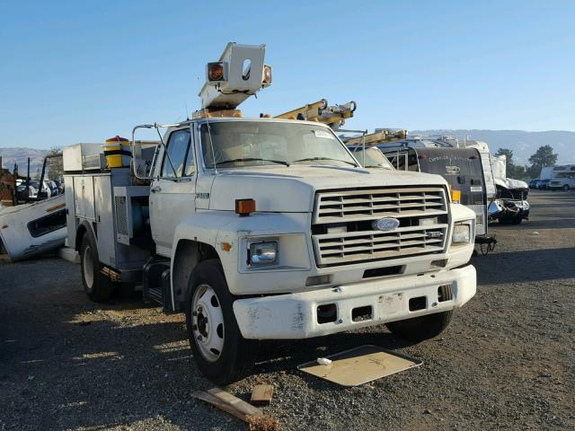1987 FORD F600 8