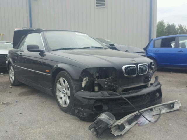 2000 BMW 323 CI 2.5L