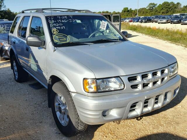 Isuzu Rodeo salvage cars for sale: 2001 Isuzu Rodeo