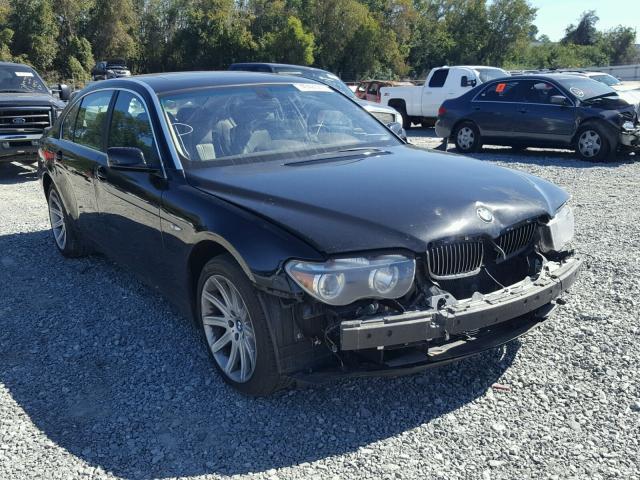 2002 BMW 745 LI 4.4L