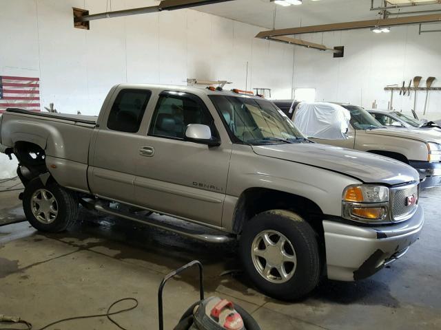 2004 GMC SIERRA 6.0L