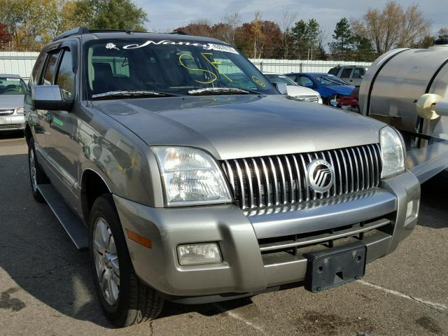 2008 MERCURY MOUNTAINEE 4.0L