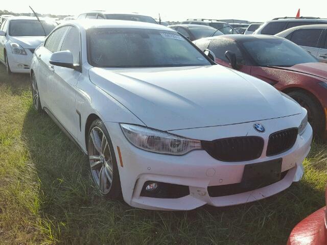 2016 BMW 435 3.0L