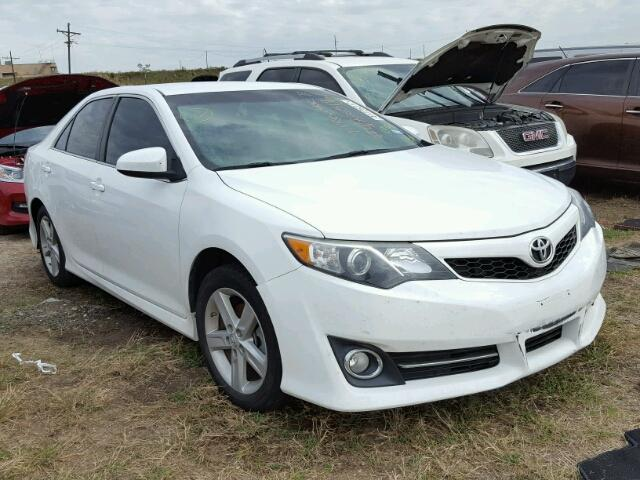 2014 TOYOTA CAMRY 2.5L