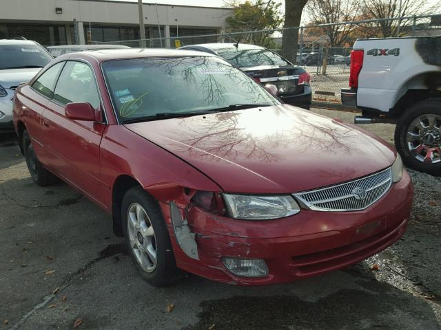 2000 TOYOTA CAMRY SOLA 3.0L