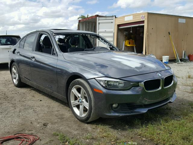 2013 BMW 328 I 2.0L