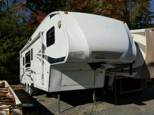2006 ARO 5TH WHEEL