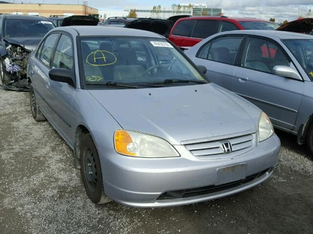 2003 HONDA CIVIC DX 1.7L