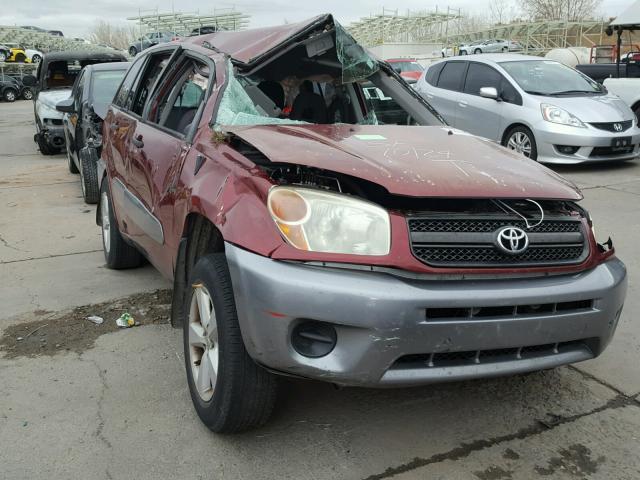 2005 TOYOTA RAV4 2.4L