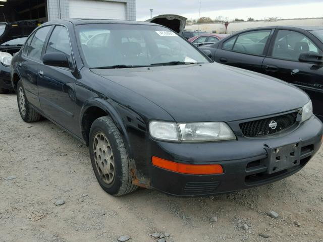 1995 NISSAN MAXIMA GLE For Sale | MN - MINNEAPOLIS ...