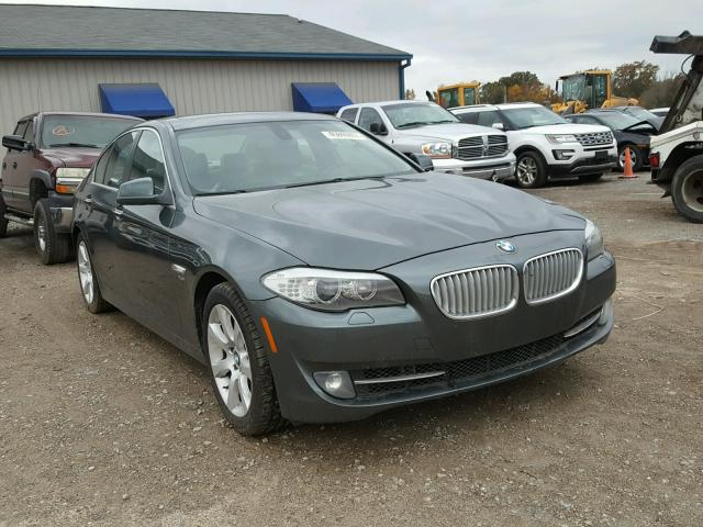 Auto Auction Ended on VIN: WBAFR9C55CDX79417 2012 BMW 550 in KY