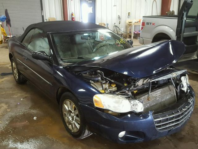 2004 CHRYSLER SEBRING 2.7L