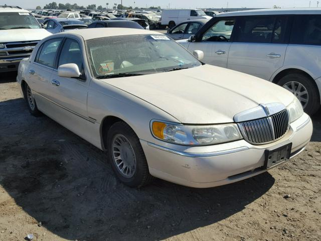 2002 Lincoln Town Car Cartier For Sale Ca Bakersfield Salvage
