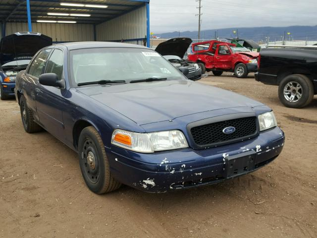2005 FORD CROWN VICT 4.6L