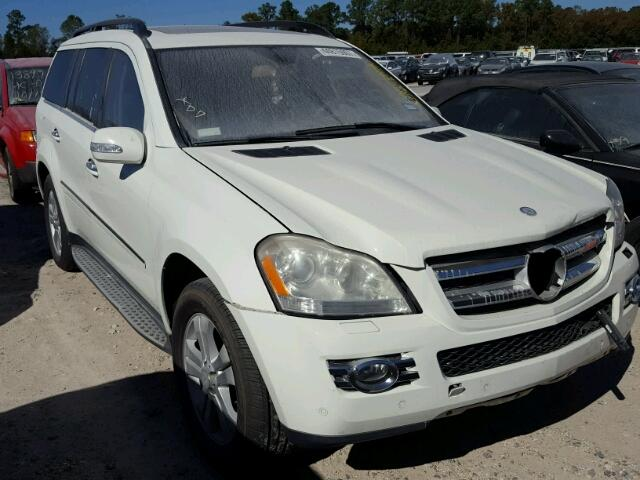2008 MERCEDES-BENZ GL 4.6L