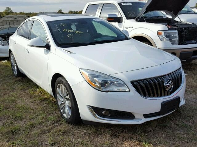 2016 BUICK REGAL 2.0L