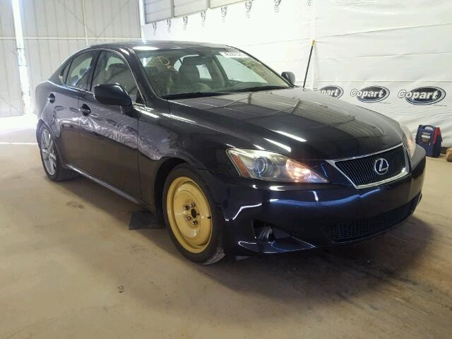 2006 LEXUS IS 2.5L