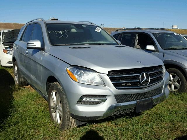 2015 MERCEDES-BENZ ML 3.5L