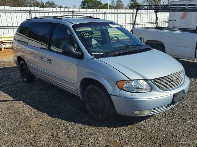 2002 CHRYSLER TOWN & COU 3.8L
