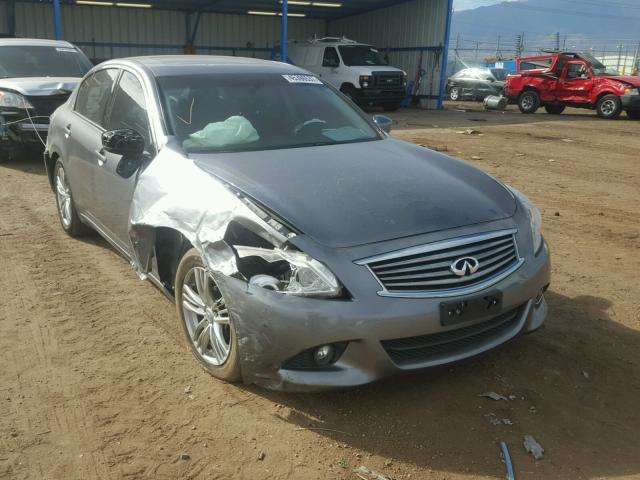 2012 INFINITI G25 2.5L