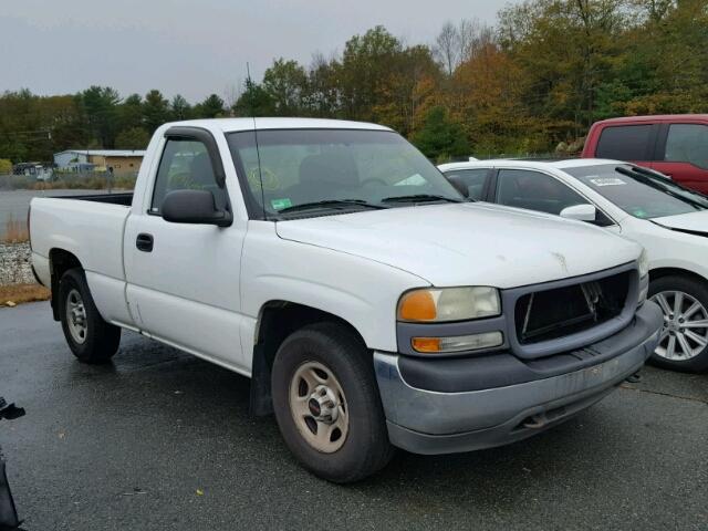 2002 GMC NEW SIERRA 4.3L